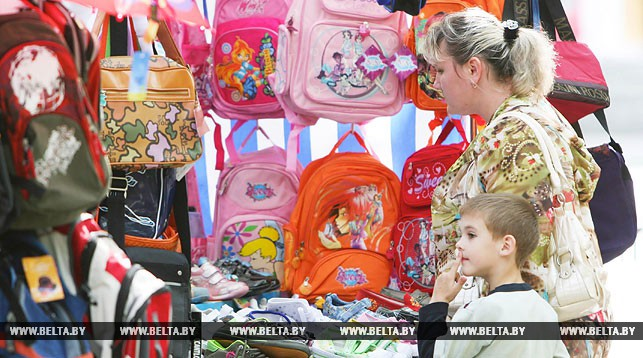 Дни скидок пройдут в крупных универмагах Минска с 22 по 30 июля