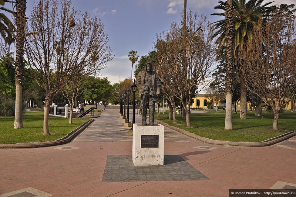 0 24036c b6bc0277 orig День 391 393. Главная площадь Мендосы, старое кладбище и мате