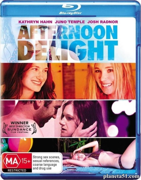 Полуденная нега / Afternoon Delight (2013/BDRip/HDRip)