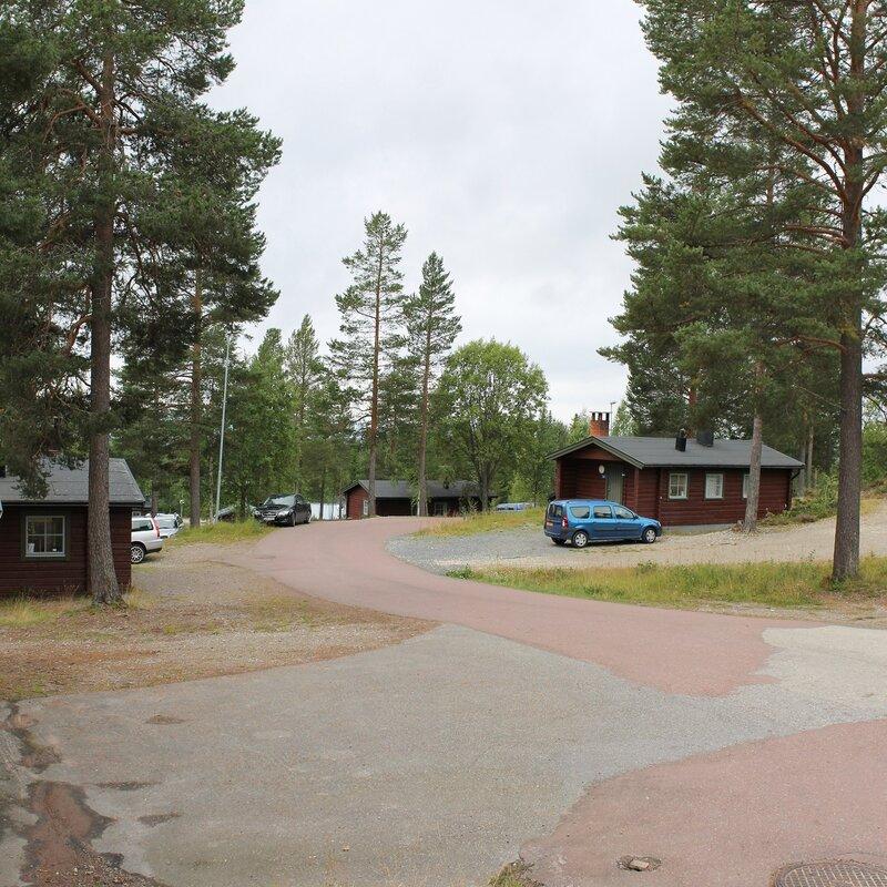 Швеция. Горнолыжный курорт Идре