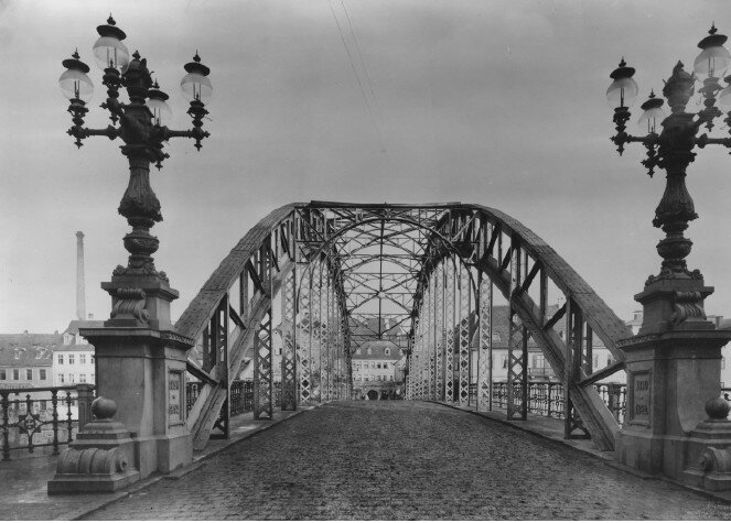 Бамберг. Людвигсбрюке (Ludwigsbrücke)