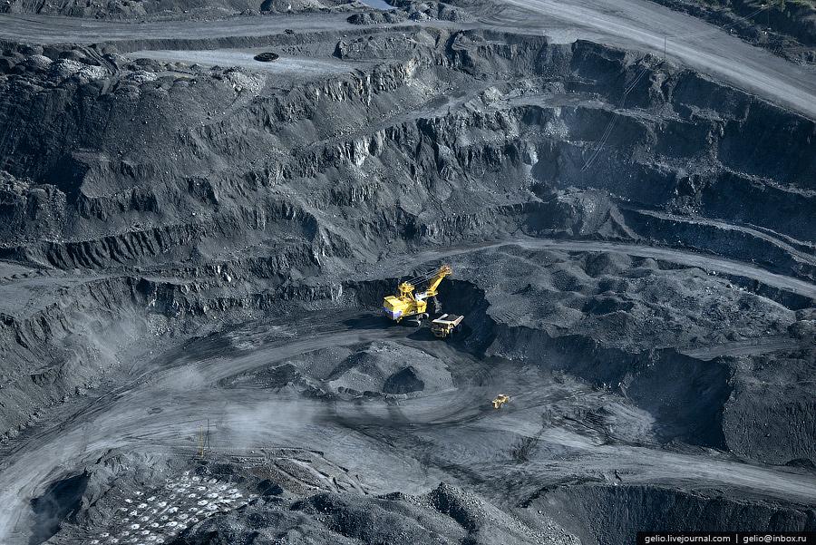 работы зимнего купить угольный разрез в кузбассе один российский