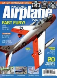 Журнал Model Airplane News №7 2015