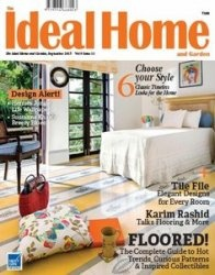 Журнал The Ideal Home and Garden - September 2015 (India)