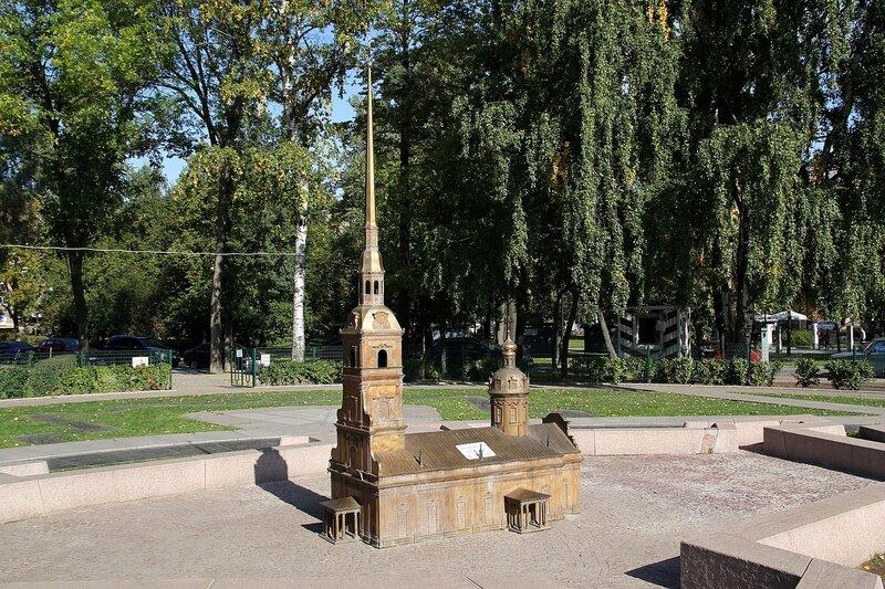Петропавловская крепость - Санкт-Петербург в миниатюре Img_8024