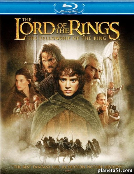 Властелин колец: Братство кольца [Theatrical & Extended Edition] / The Lord of the Rings: The Fellowship of the Ring (2001/HDRip)