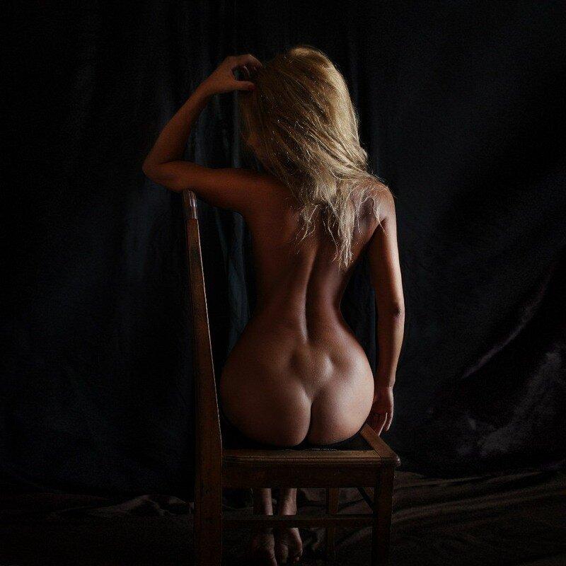 Фото со спины голышом — photo 4