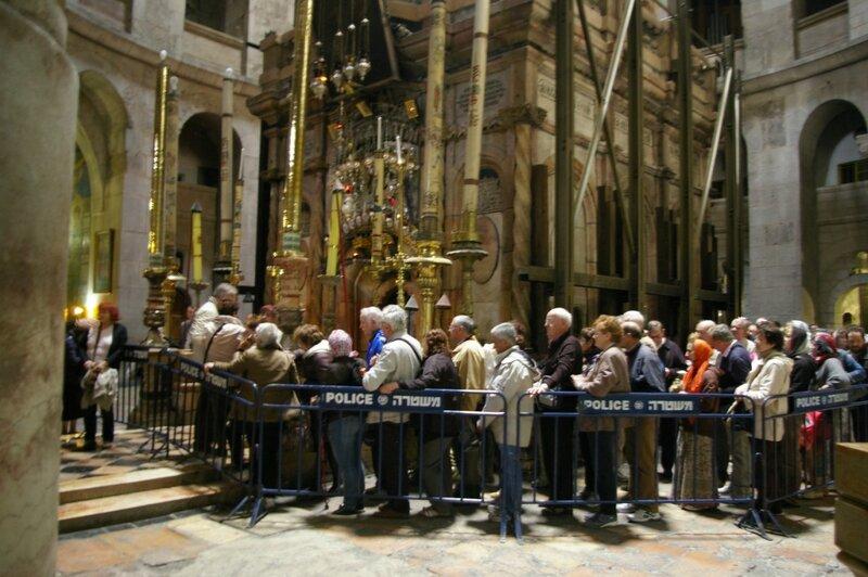 День шестой. Виа де ла Роза. Путь Христа. Иерусалим. Израиль. 2013.