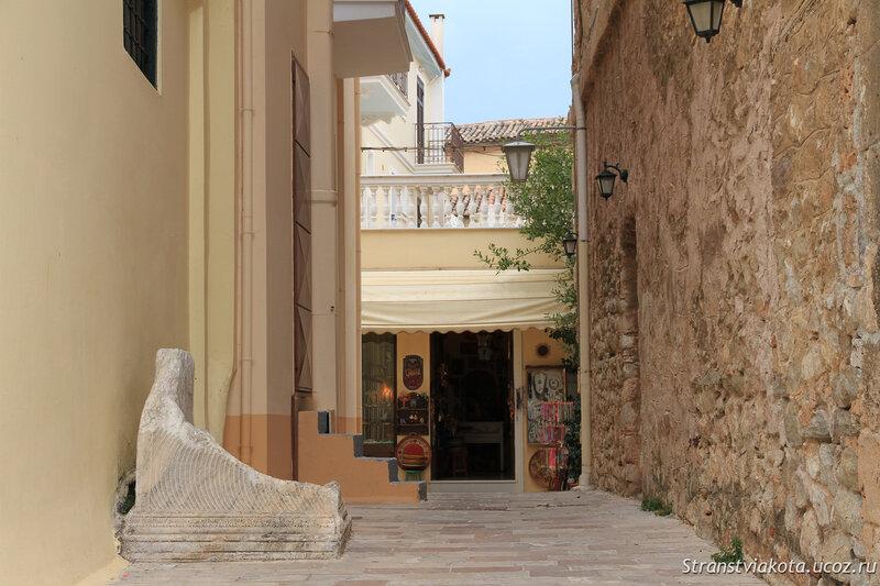 Пелопоннес, Нафплион, старый город