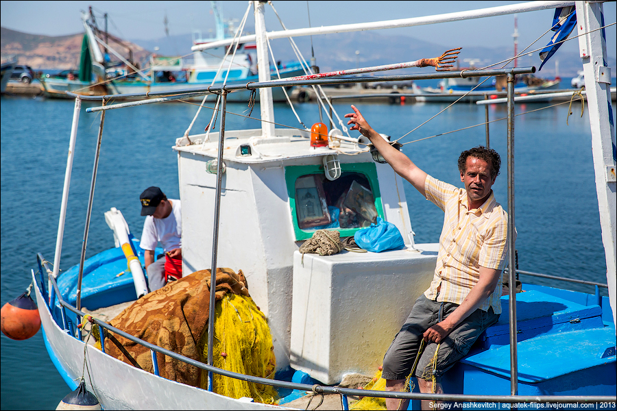 при плавании порожней рыболовной шхуны в одном из морей ватерлиния