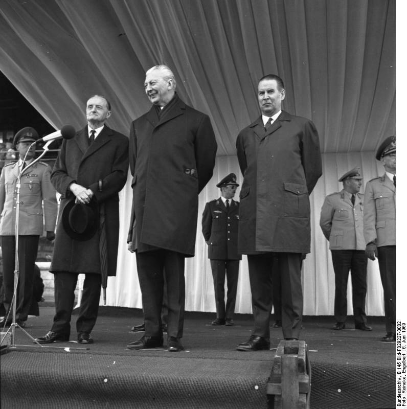 Nьrburgring, Bundeswehrparade zum NATO-Jubilдum