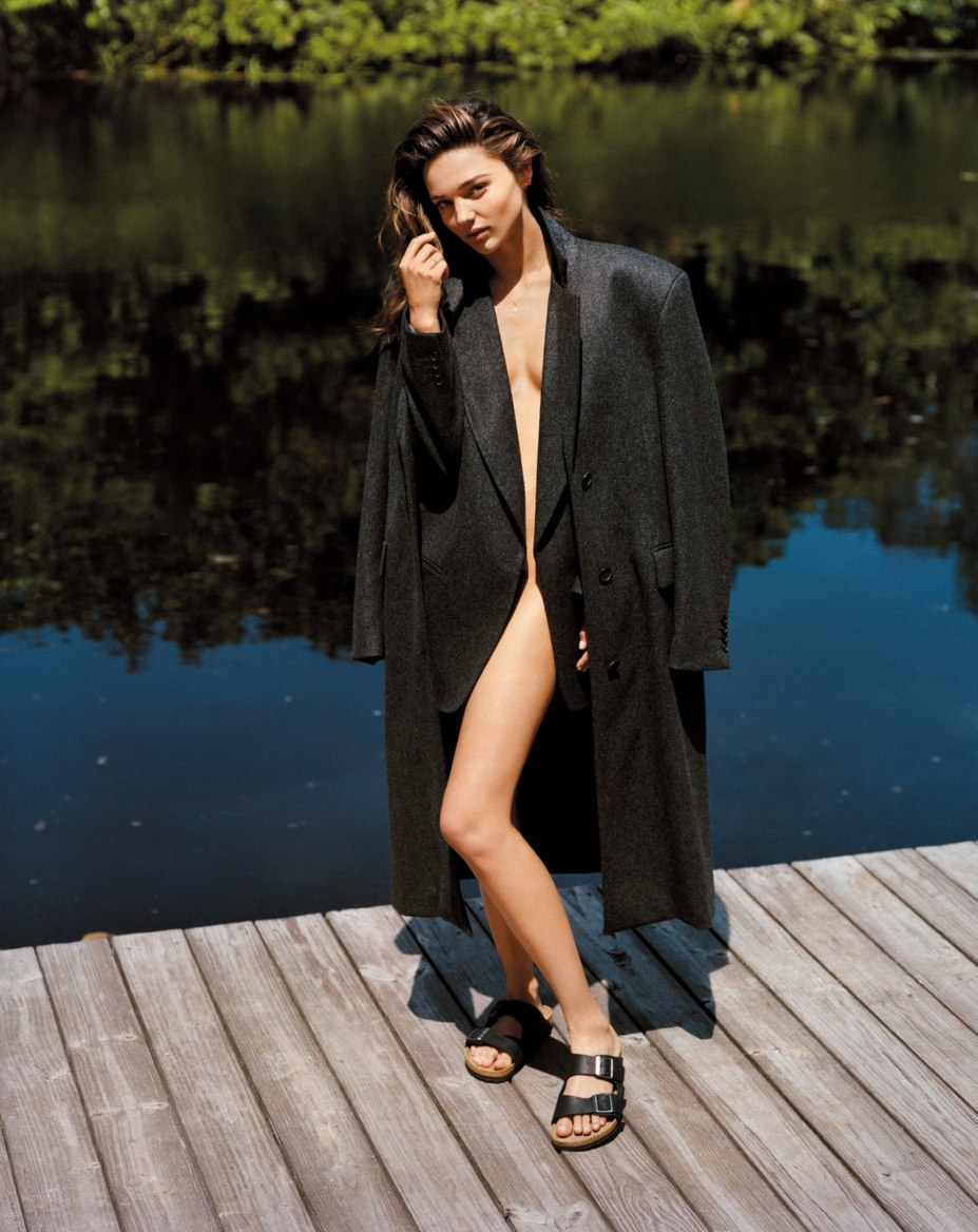 Miranda Kerr / Миранда Керр в журнале Vogue UK, сентябрь 2013 / фотограф Alasdair McLellan