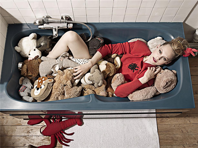 Квини ван дер Занде / Queeny van der Zande by Sacha Goldberger in Dealer Deluxe Magazine