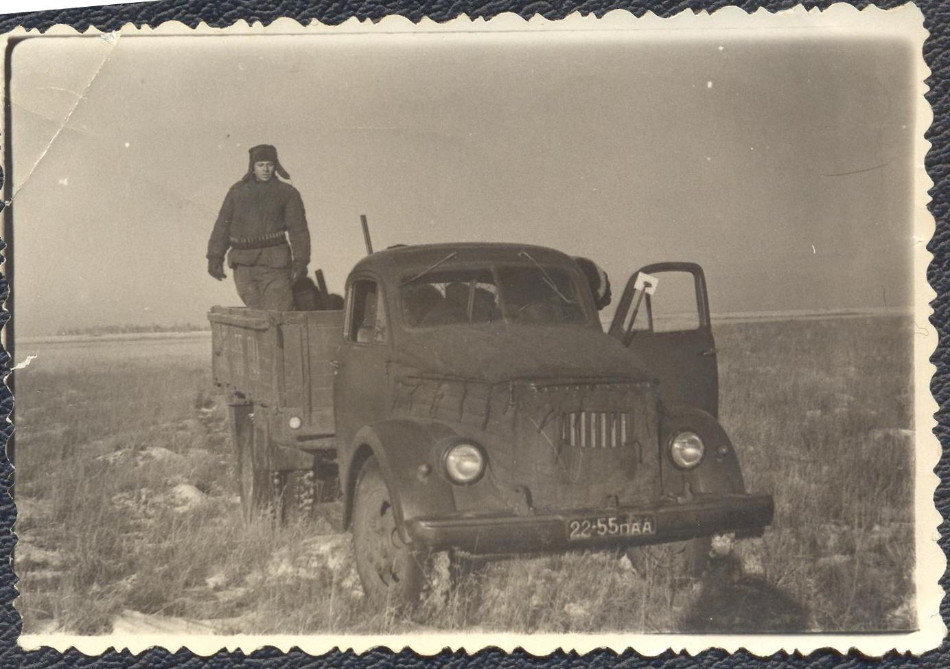 1960-е. Павлодарская обл. Северный Казахстан