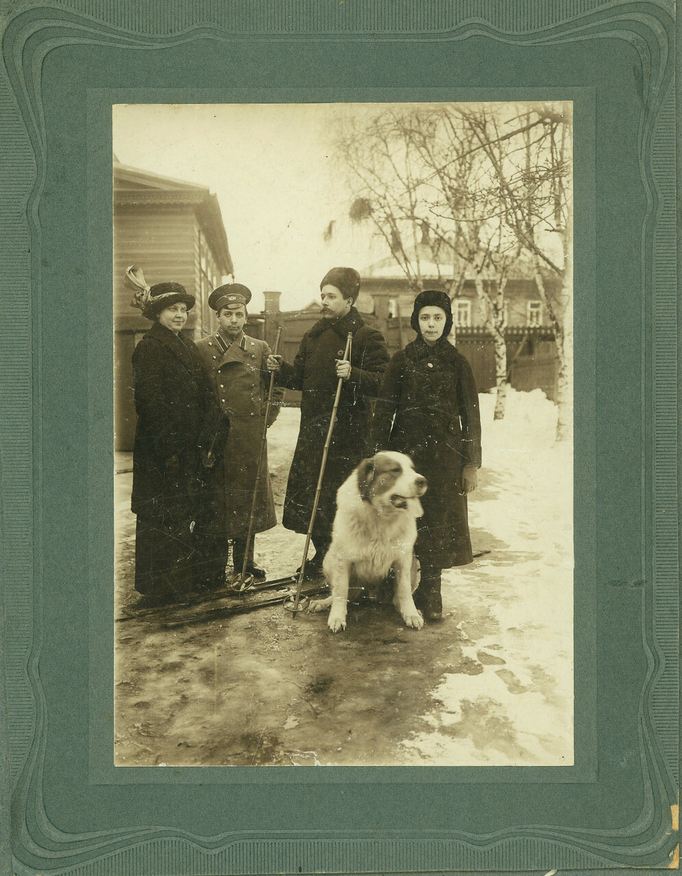 Дети купца Александра Львовича Флягина, Юрьевец