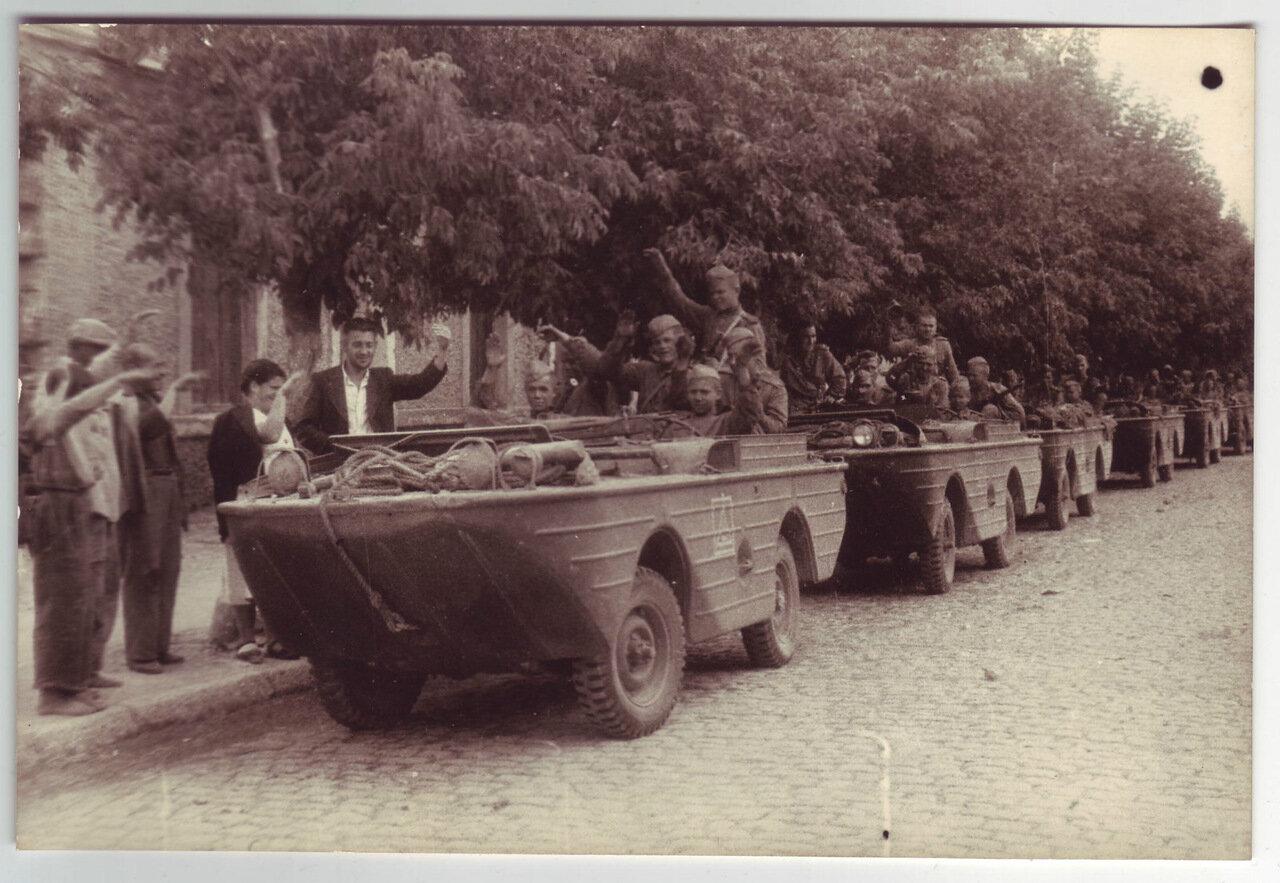 Советские амфибии