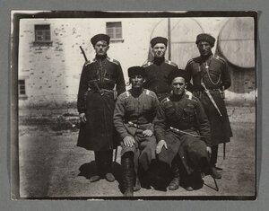 26. Кубанские казаки на Лемносе Март 1921 года