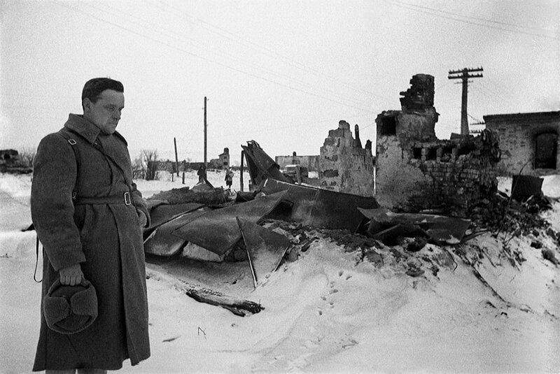 «Красная звезда», 25 марта 1942 года, немецкая оккупация