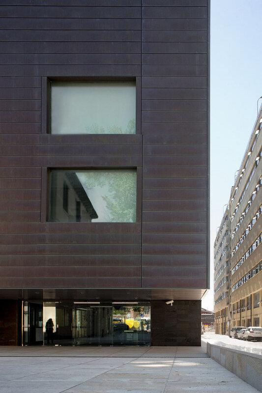 Здание суда от C+S Architects