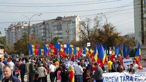 Протесты в Кишинёве - как это было и чего удалось добиться