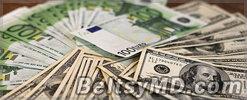 Евро продолжает рост, а молдавский лей — обесценивается