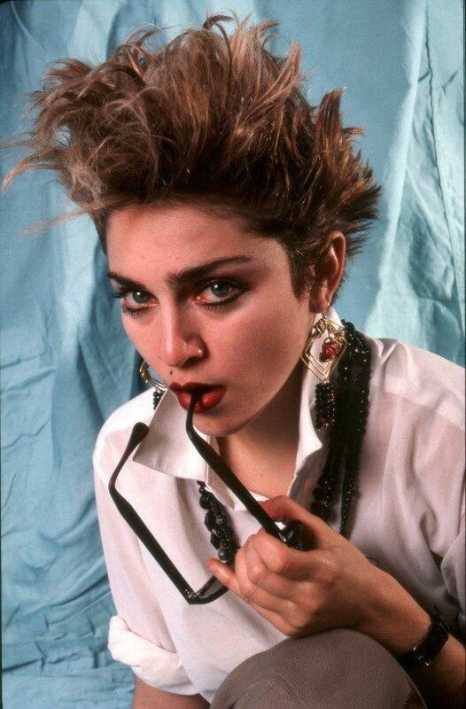 Madonna, 1982 год.jpg