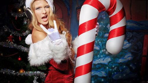 Новый Год и Рождество голосовых поздравлений множество