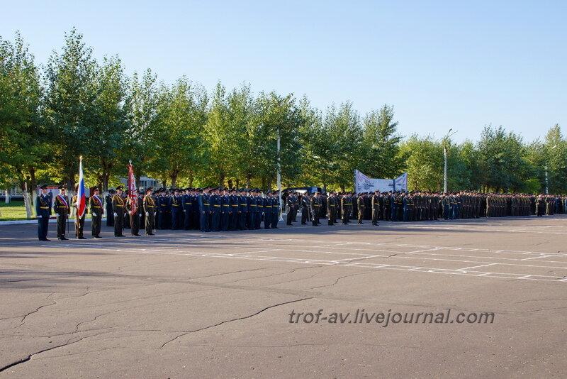 ОТИИ, День танкиста-2012, Омск