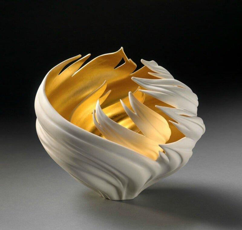 Gilded Wind Nest