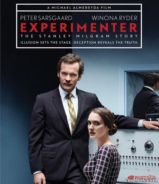 Экспериментатор / Experimenter (2015/WEB-DL/WEB-DLRip)