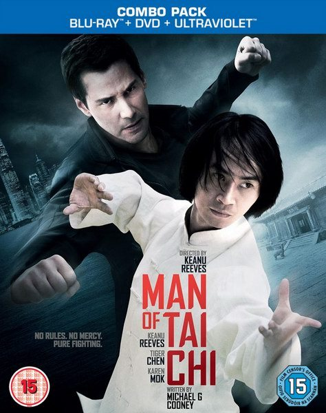Мастер тай-цзи / Man of Tai Chi (2013) BD-Remux + BDRip 1080p/720p + HDRip