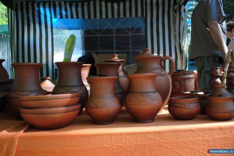 Глиняные изделия (02.07.2013)
