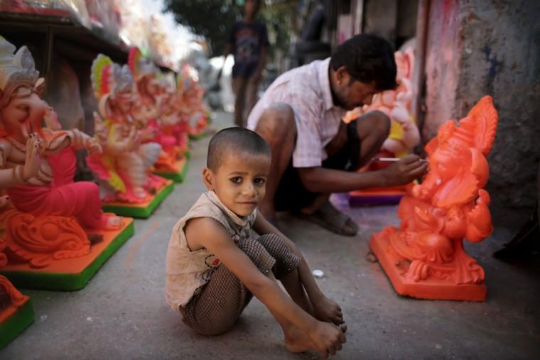В Индии празднуют День рождения Ганеша 0 1454cf 5d91b73b orig