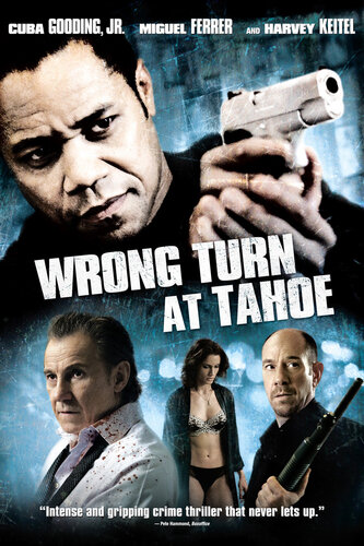 Сбиться с пути / Wrong Turn at Tahoe (Франк Халфун) [2009, США, триллер, криминал, WEB-DL, HD (720p)] DVO, Original + SUB (rus)