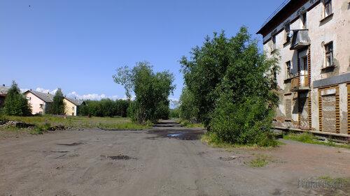 Фото города Инта №5143  Коммунистическая 8, 7 и 18 16.07.2013_12:18