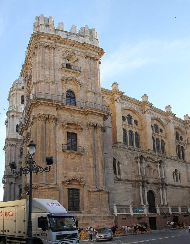Малага. Кафедральный собор