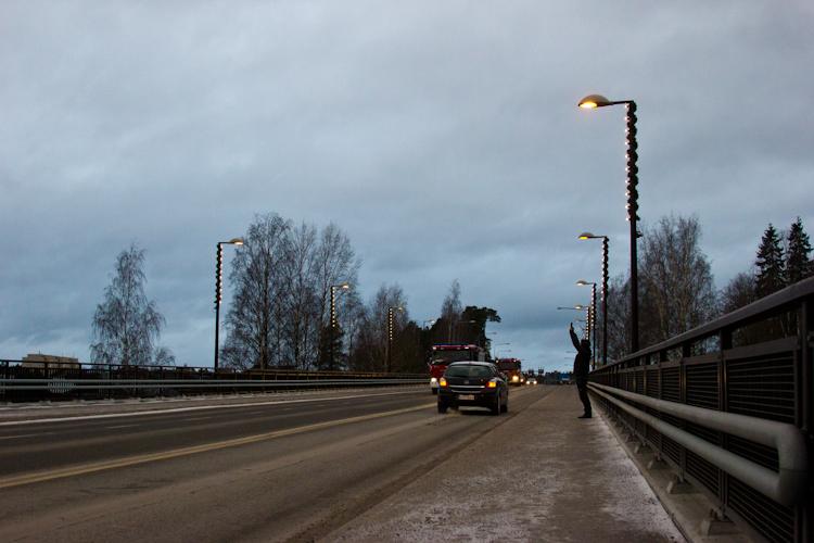 Мост Маннергейма.