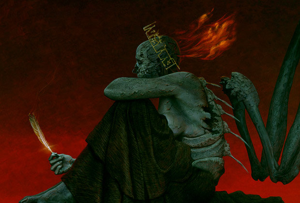 Wayne Douglas Barlowe / Уэйн Дуглас Барлоу. Barlowe's Inferno / Ад Барлоу. #2.