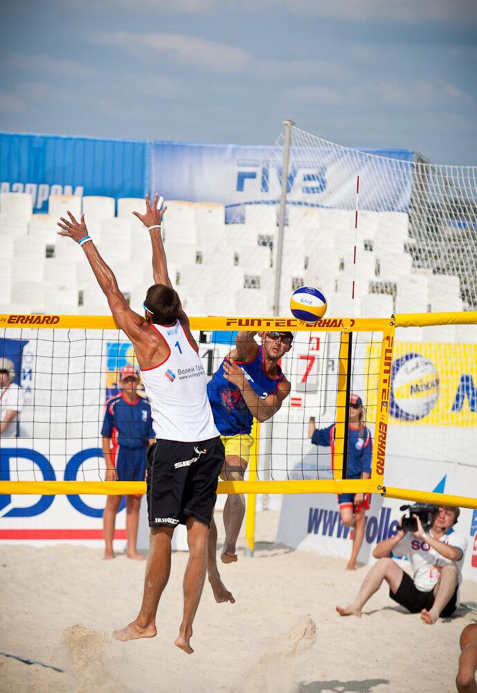 Пляжный волейбол Россия 2013