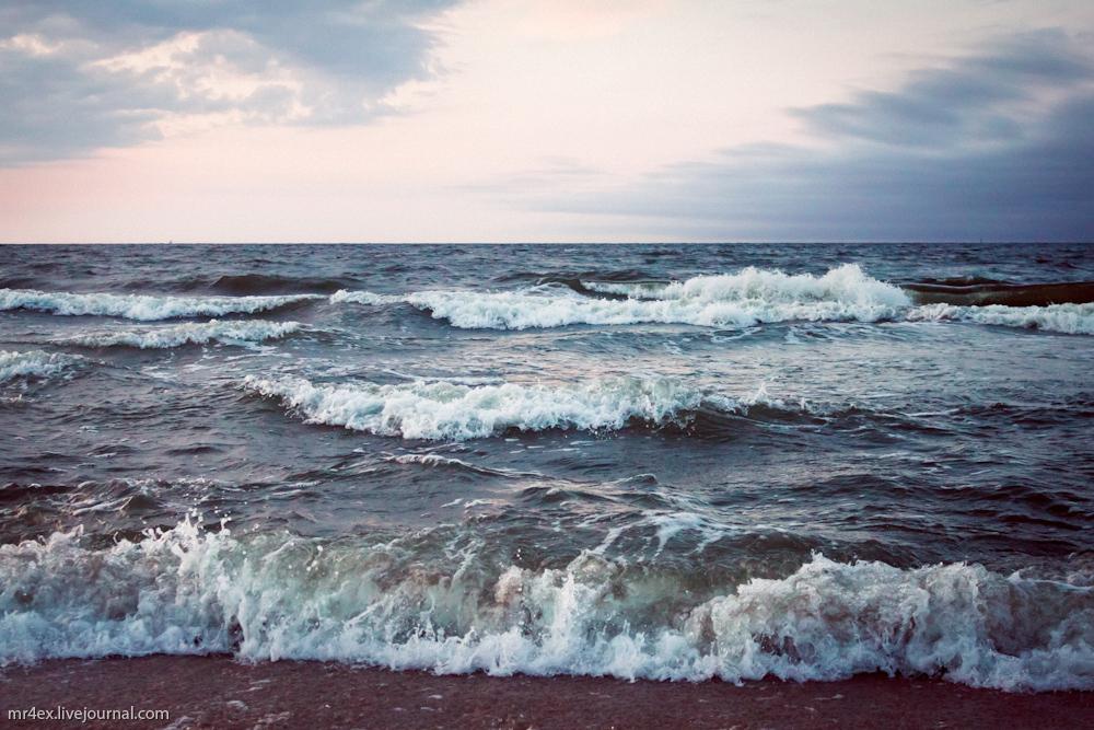 Польша, Гданьск, Балтийское море