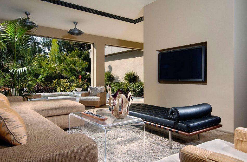 Частная резиденция NeMo во Флориде от Phil Kean Designs