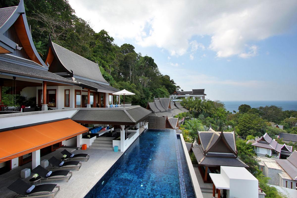 Villa Yang Som, вилла на Пхукете, вилла в Таиланде, вилла в аренду, аренда элитного жилья, аренда дома в Таиланде, дом с видом на океан