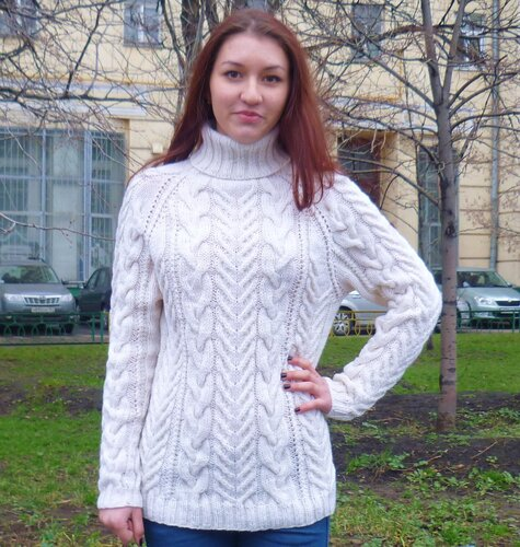 свитера ручной работы .вязание на заказ Москва