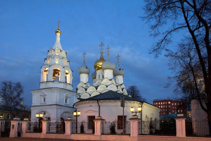 Церковь Святого Николая Чудотворца В Пыжах.