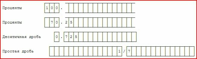 Инструкция По Заполнению Формы № Р14001