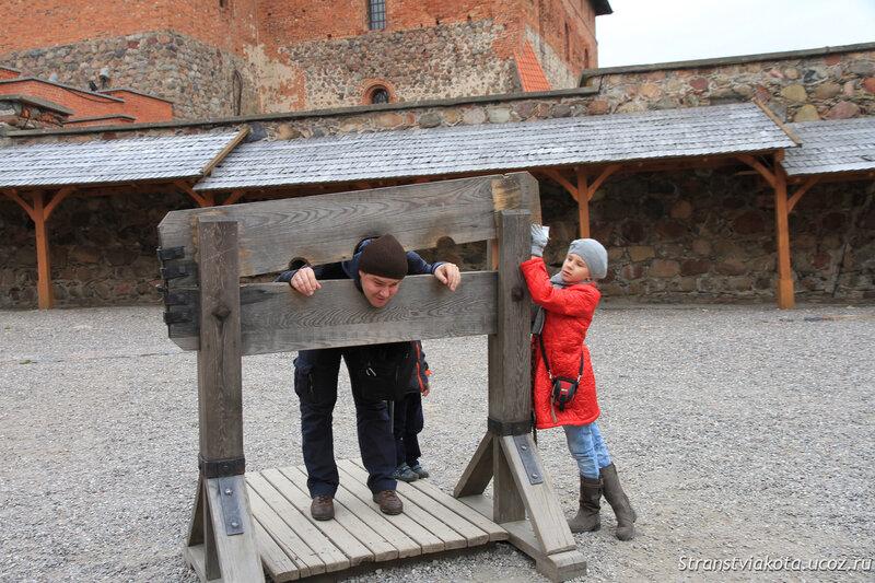 Литва, Тракайский замок