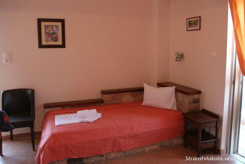 Семейный номер в Hotel Aktaion