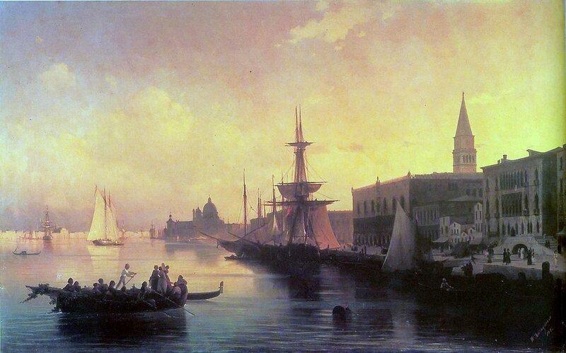 Айвазовский Иван Константинович,Венеция