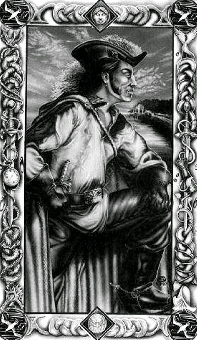 Фентези, Хроники Амбера, иллюстрации