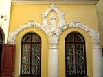 Внутренный дворик костёла св. Николая
